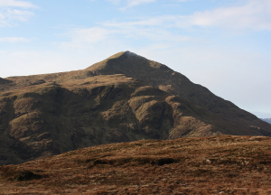 The north side of Ben Lomond